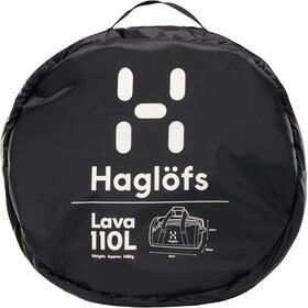 Haglöfs Lava 110 - Equipaje - negro